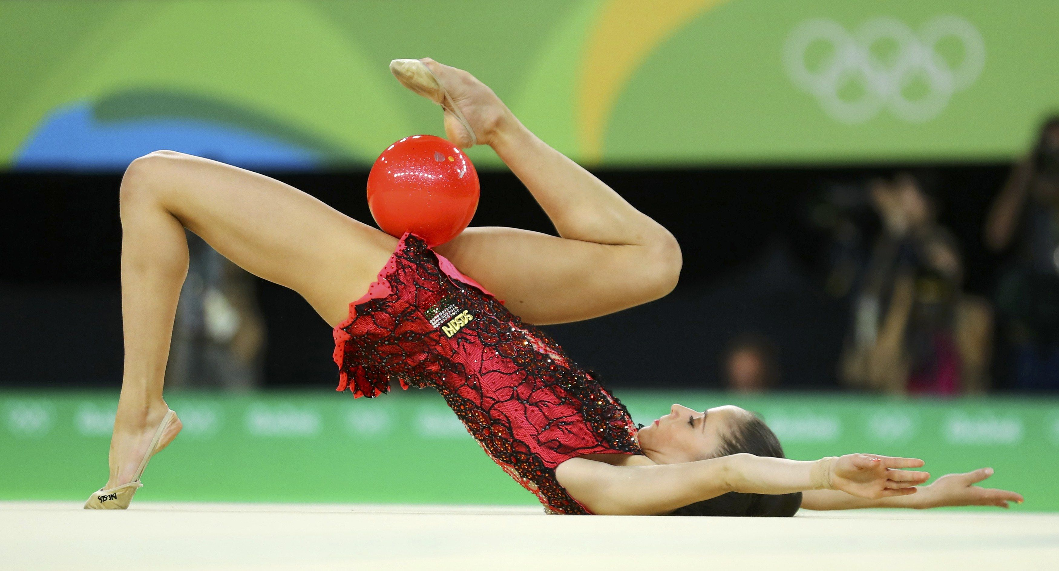 Rhythmic Gymnastics - Individual All-Around Qualification - Rotation 2
