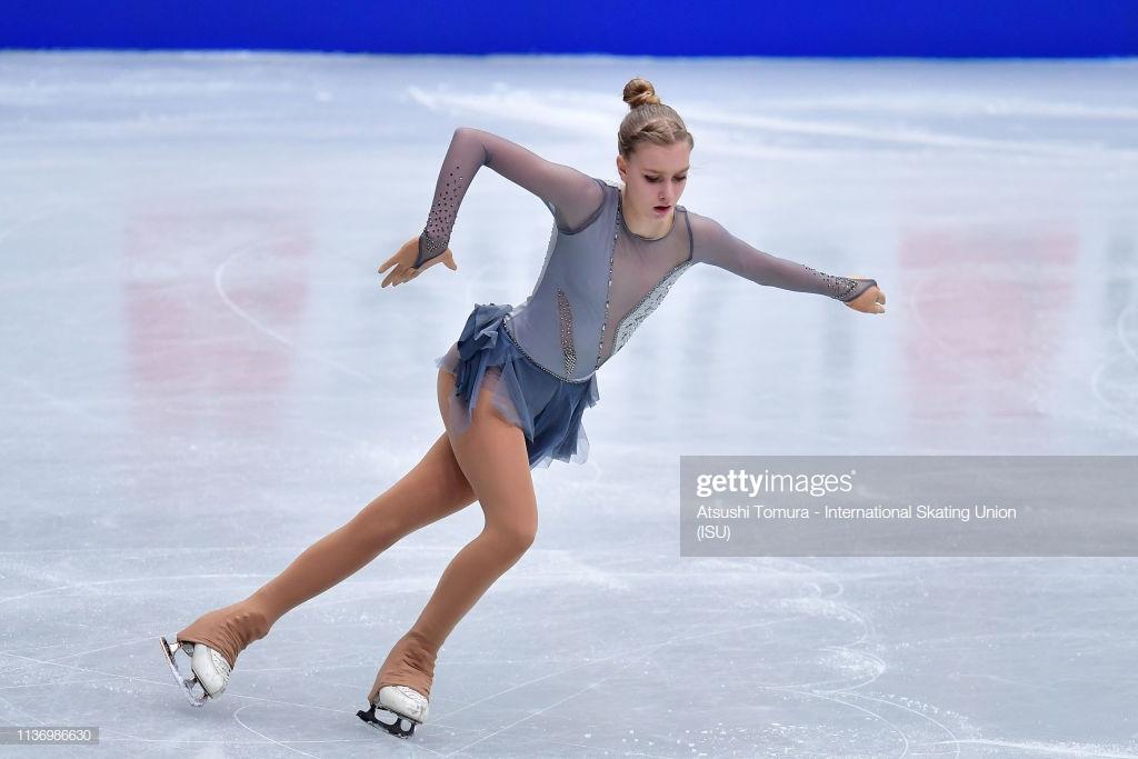 Алексанра Фейгин показа характер и отново е на финал на Световно