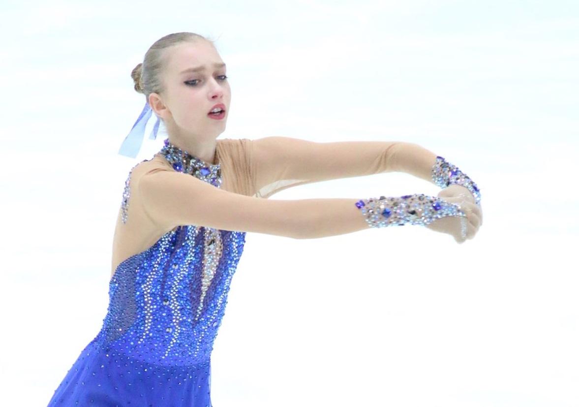 Александра Фейгин в силната пета група на Световното