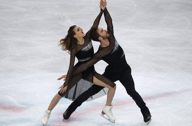 Драма в танците на лед, край на доминацията на Пападакис и Сизерoн