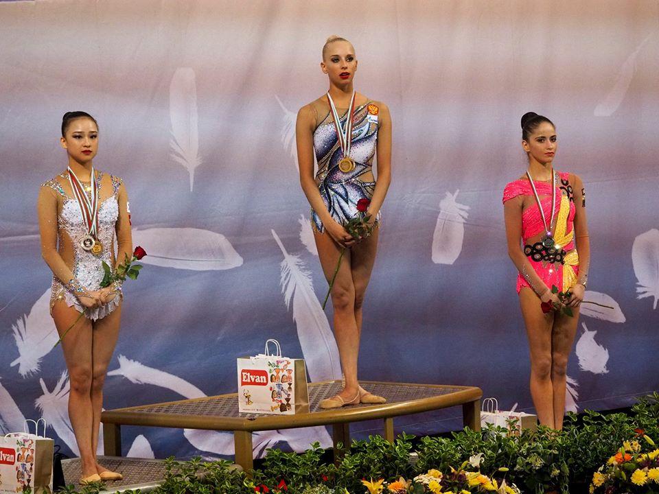 Невяна Владинова за своя незабравим момент в спорта
