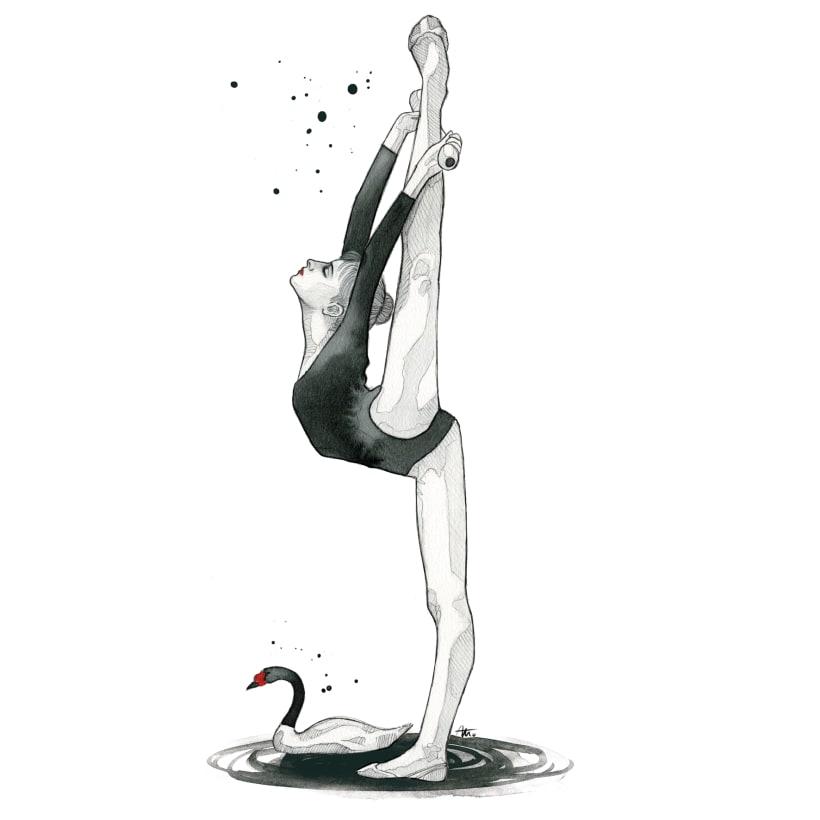 Любими музики в спорта – Лебедово езеро – част 2 художествена гимнастика