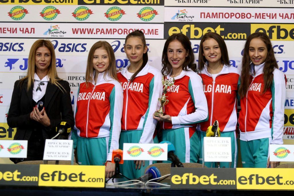 Ансамбълът няма да участва на Европейското! Ерика Зафирова с положителен тест за Covid