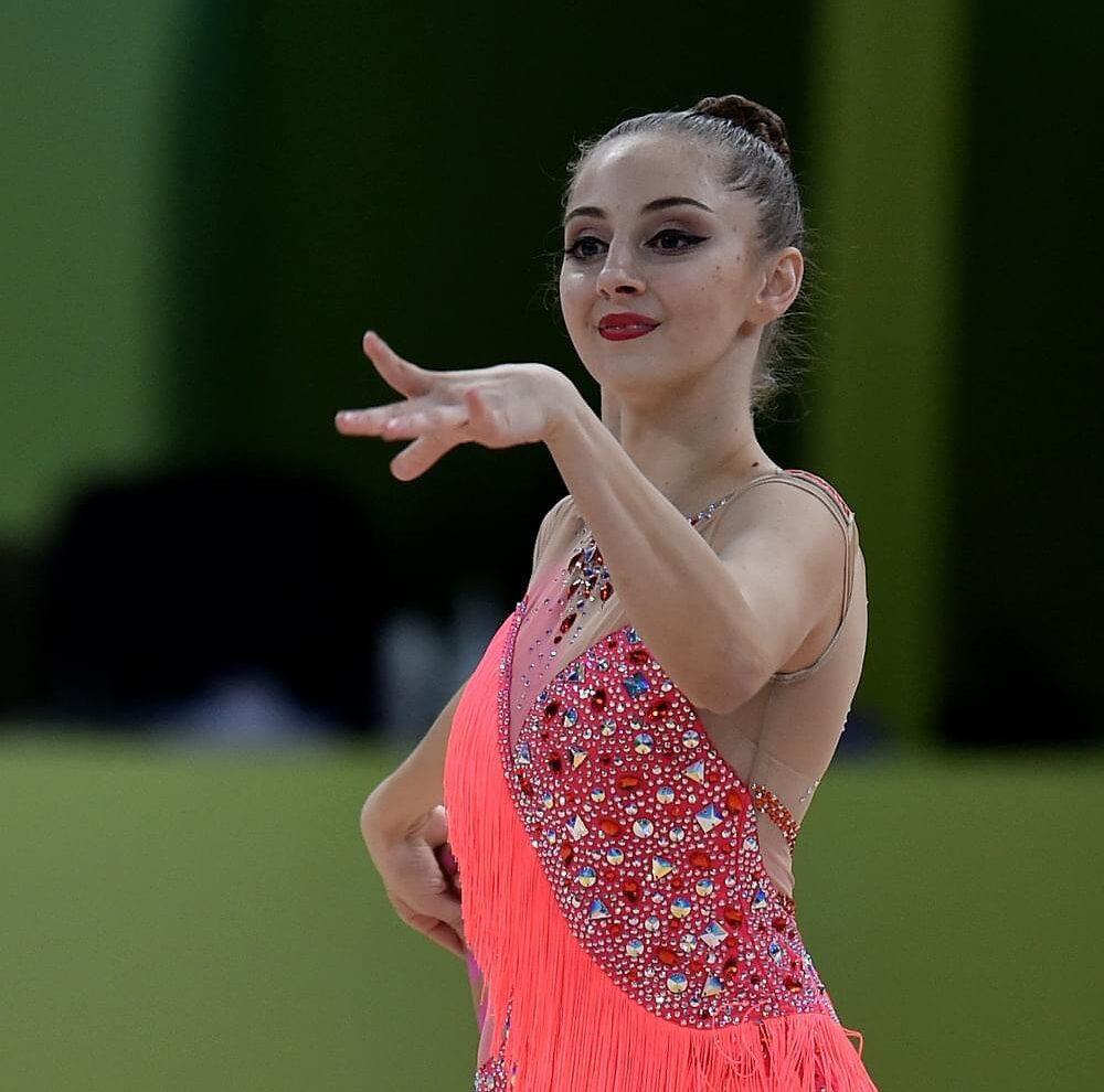 Най-накрая злато за Боряна Калейн в Москва (ВИДЕО)