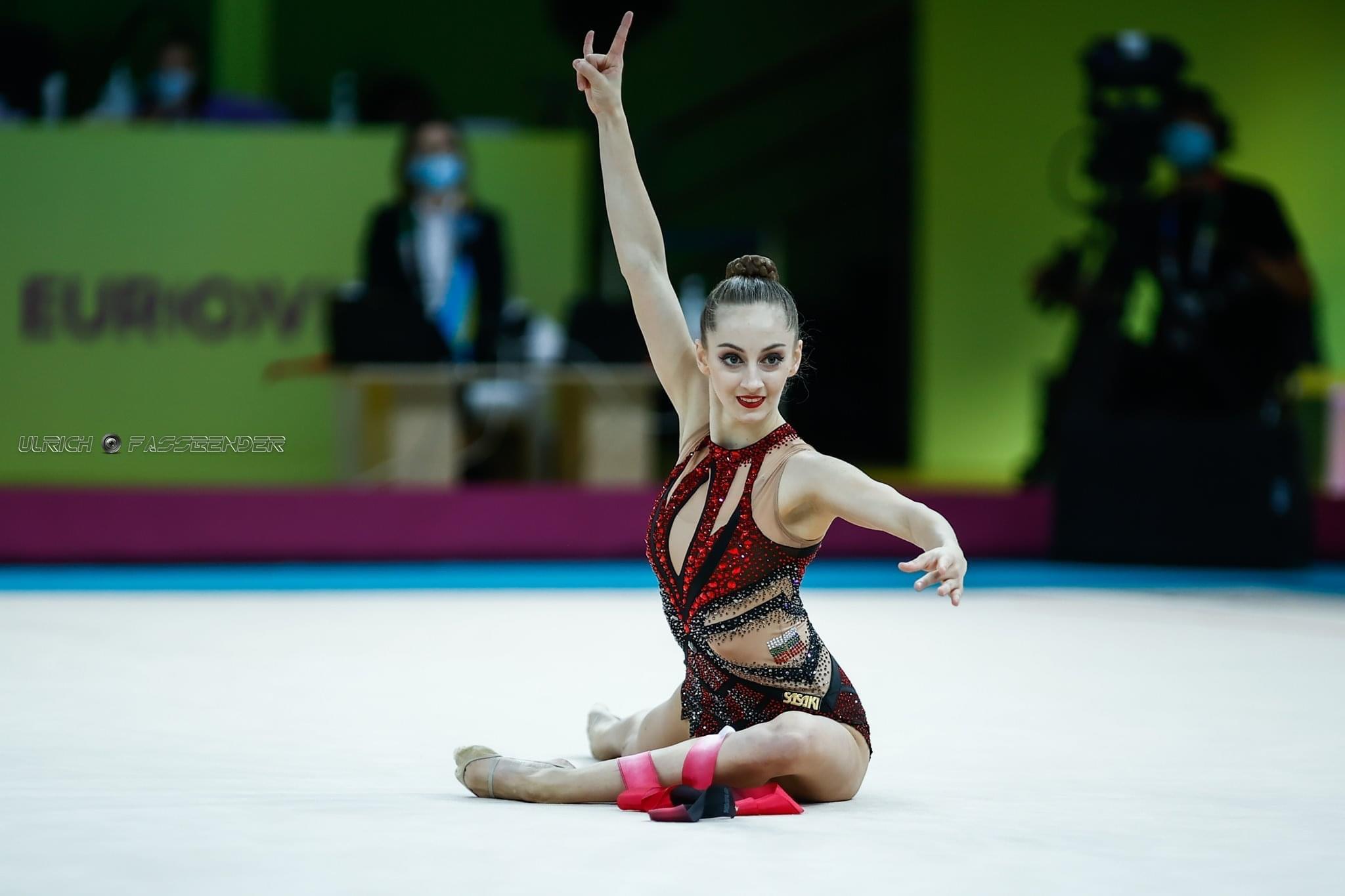 Четвърто място за Боряна Калейн в квалификациите на Гран При Москва