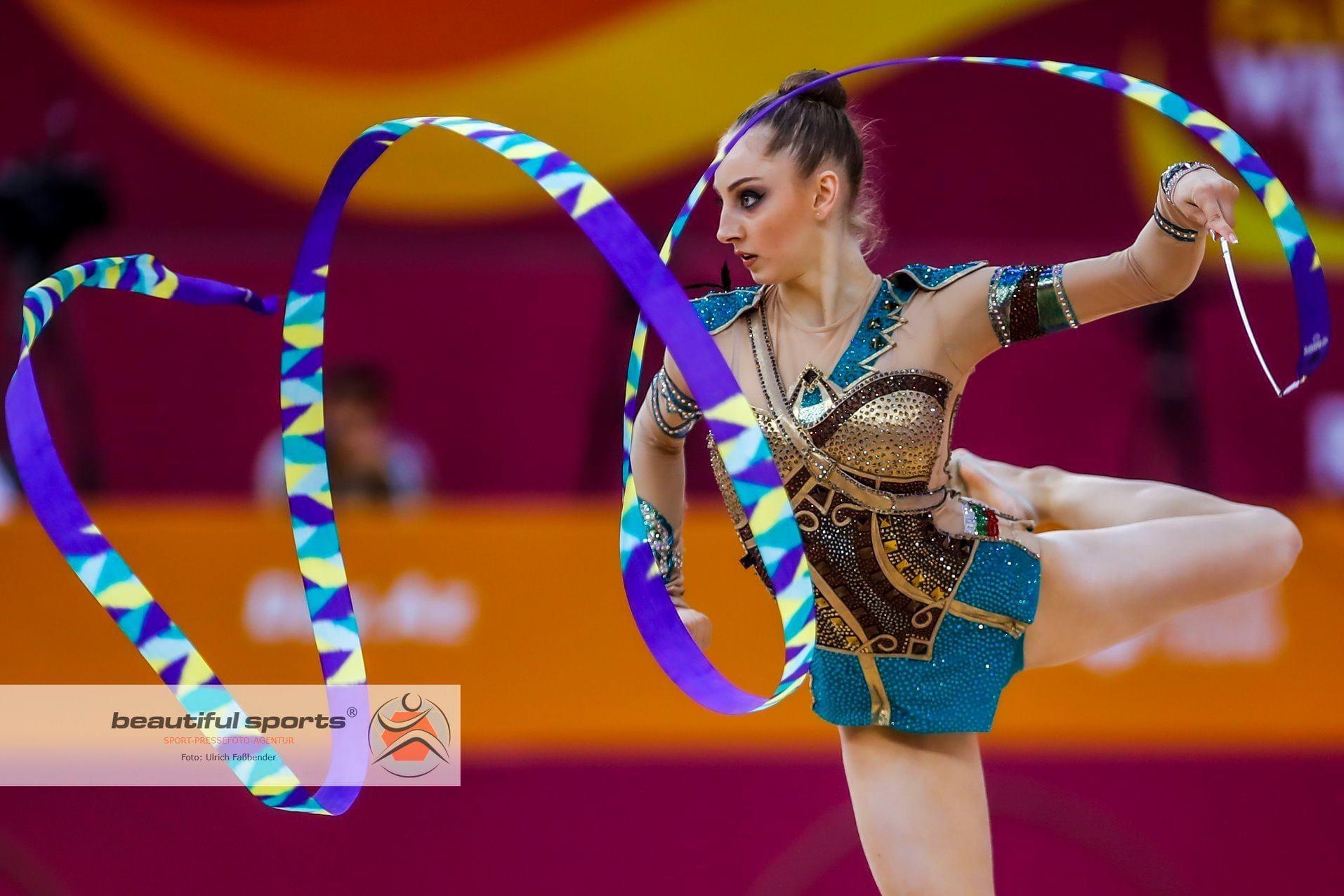 Калейн отново с пълен комплект медали от Москва (ВИДЕО)