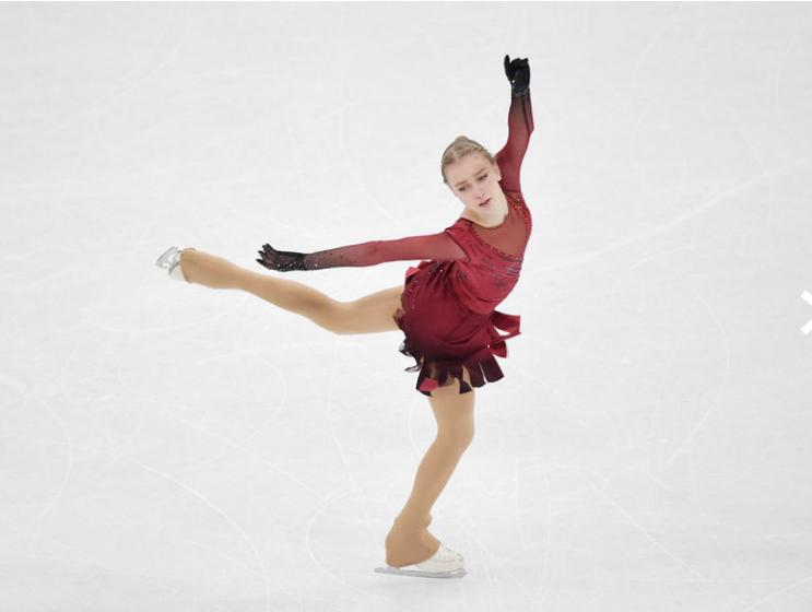 Александра Фейгин изпълни целта и отива на Олимпиадат
