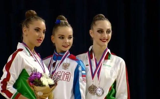 Само 58 гимнастички на Световната купа в Ташкент, за България Боряна и Катрин