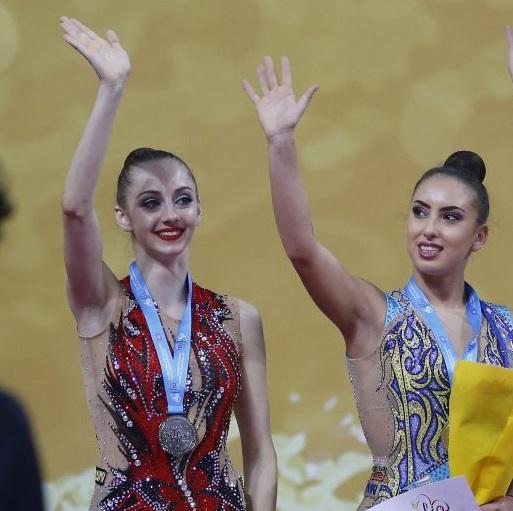 Две българки с медал на бухалки, злато за Боряна, бронз за Катрин