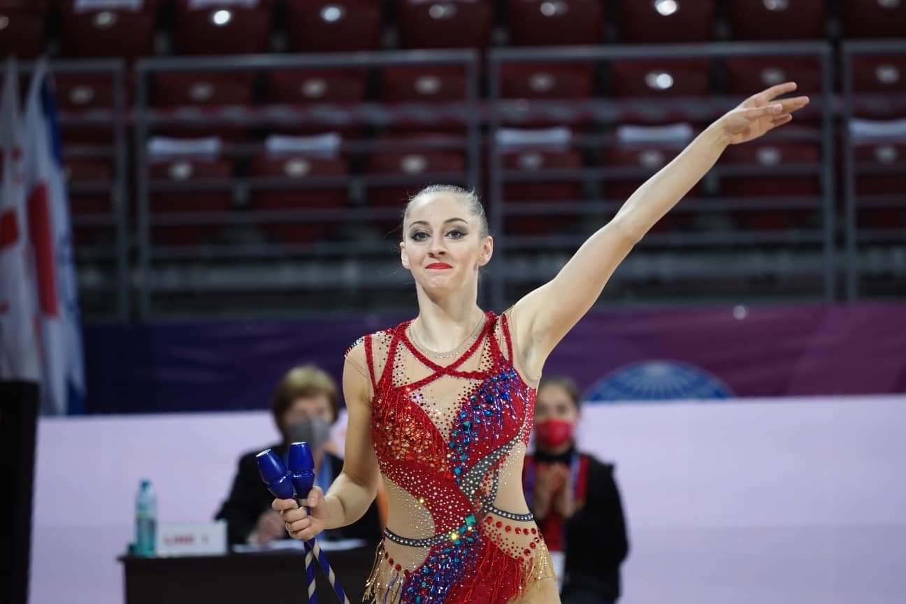 Боряна Калейн с първи медал от многобой в София и четири финала