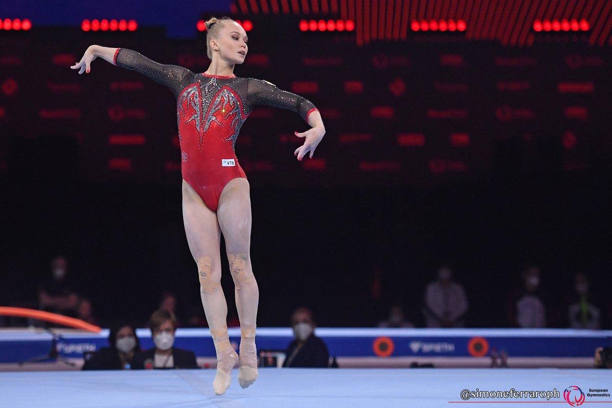 Русия оглави квалификацията на Европейското по гимнастика, Лариса Йордаче взе олимпийска квота