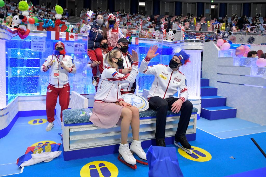 Русия с първи успех на World Team Trophy