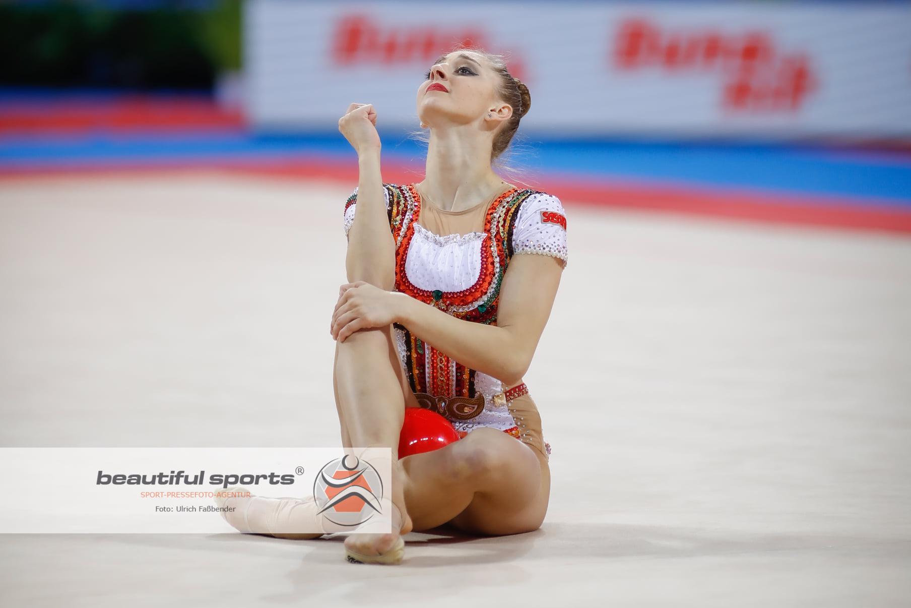 Бронзов медал за Боряна Калейн във финала на топка, злато за Александра Аджурджукулезе