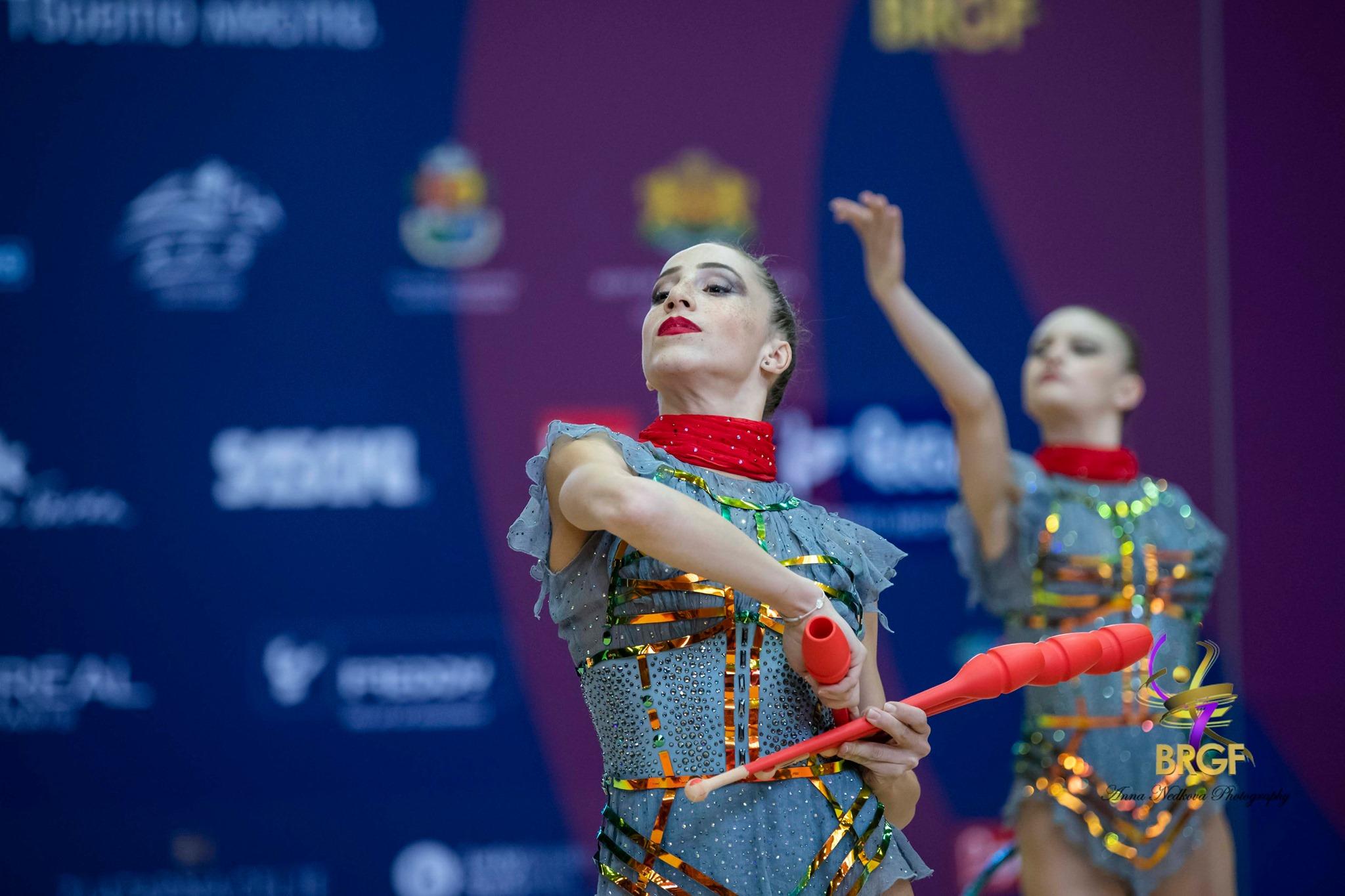 Блестящ ансамбъл със злато в многобоя в Баку (ВИДЕО)