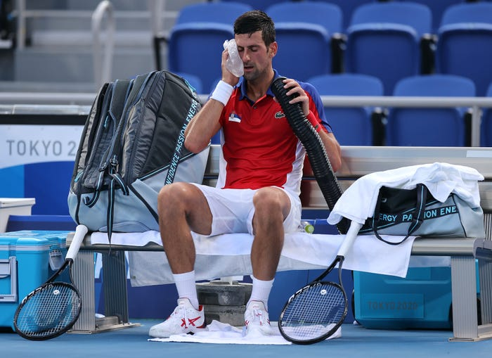 """Без исторически """"Златен шлем"""" в тениса и тази година"""