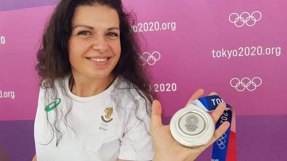 Първи медал в Токио! Антоанета Костадинова дочака своя миг