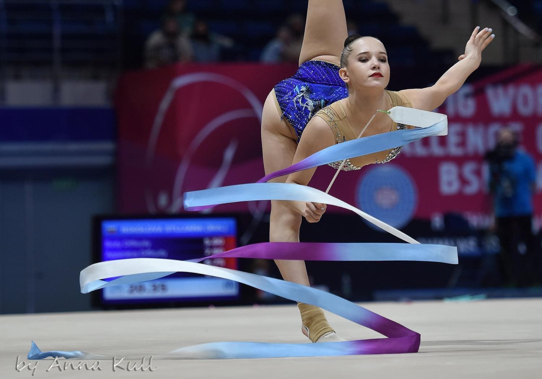 Две осми места за Таня Воложанина във финалите в Минск