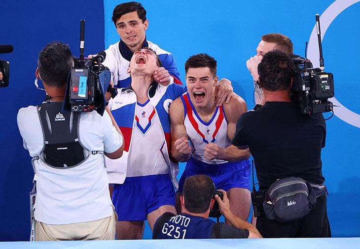 След 25 години чакане Русия с олимпийската титла в мъжката гимнастика