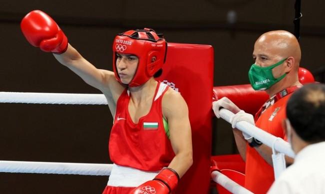 Втори медал за България в Токио, Стойка Кръстева на полуфинал