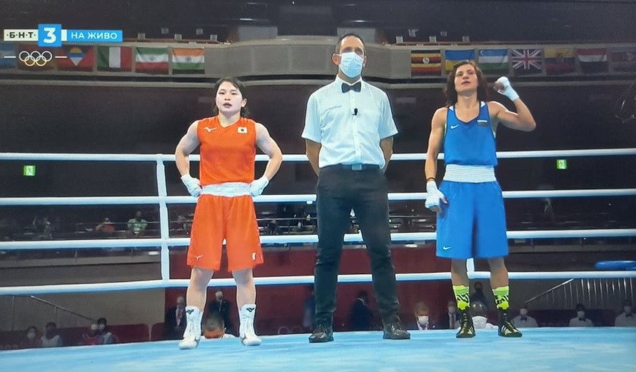 Браво, Стойка Кръстева на финал за олимпийско злато в Токио