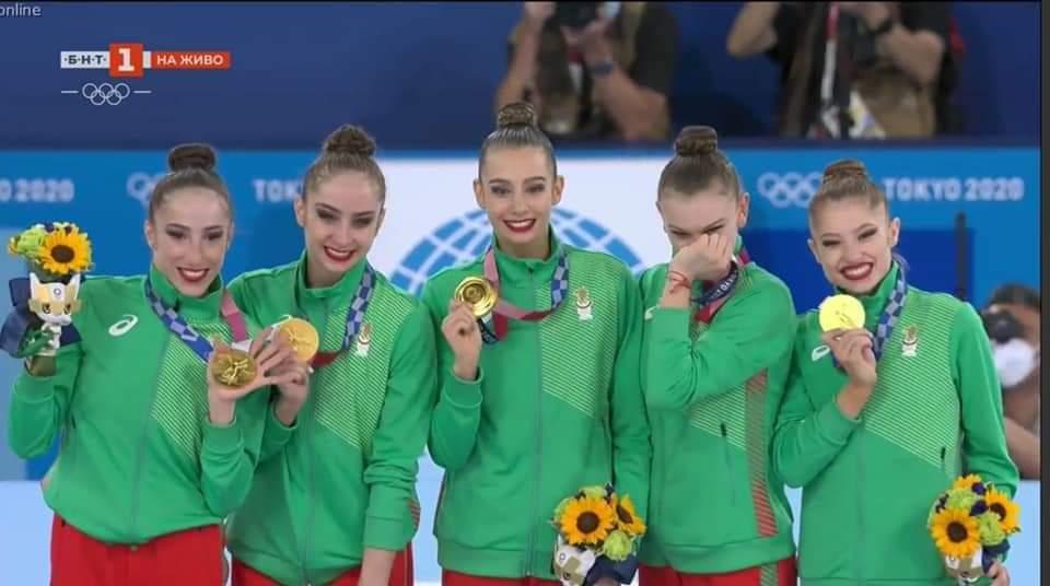 Златният ансамбъл: Този медал е нашето чудо