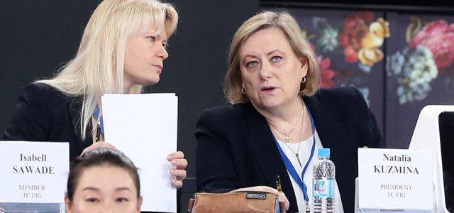 След скандала в Токио: Русия оттегля кандидатурата на Наталия Кузмина за председател на ТК