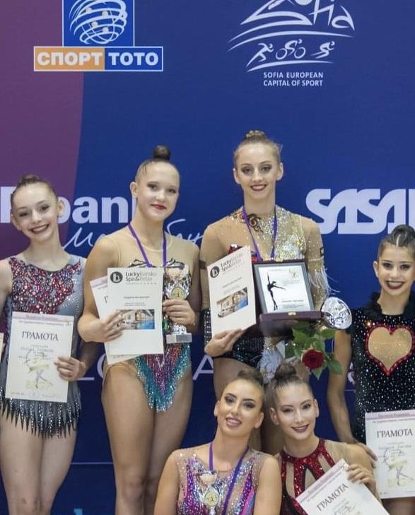 Боряна Калейн и Татяна Воложанина представят България на първото Световно по нов формат